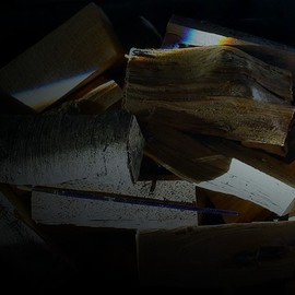 Emilio Merlina: 'firewood', 2009 Color Photograph, Inspirational. Artist Description:  digital photo ...