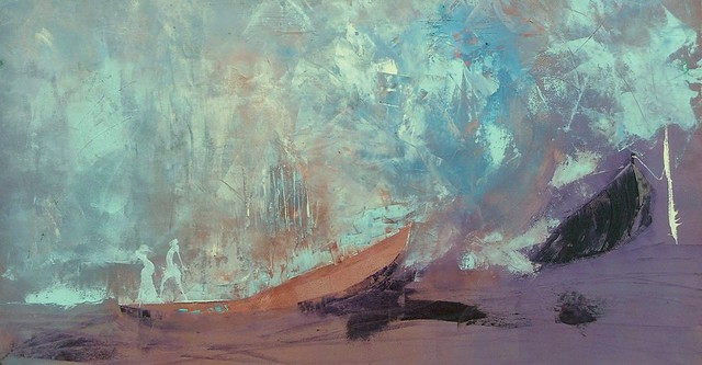 Emilio Merlina it is time to sail away 2016