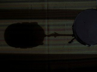 Emilio Merlina Artwork the drummer is gone, 2007 the drummer is gone, Inspirational