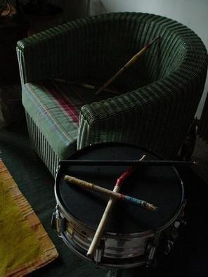 Emilio Merlina Artwork the drummer is gone 00, 2006 the drummer is gone 00, Inspirational
