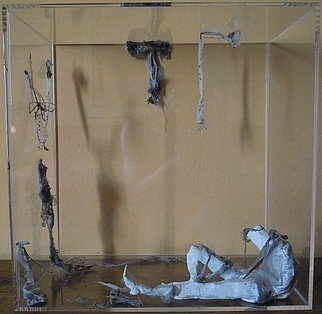 Emilio Merlina: 'the showcase of dreams', 2012 Mixed Media Sculpture, Fantasy.