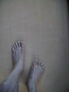Emilio Merlina Artwork walking on the canvas, 2007 walking on the canvas, Inspirational