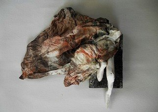 Emilio Merlina: 'wiping the slate clean', 2012 Mixed Media Sculpture, Fantasy.