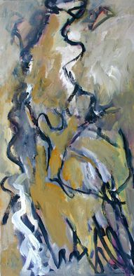 Engelina Zandstra Artwork Composition 2107, 2008 Composition 2107, Abstract Figurative