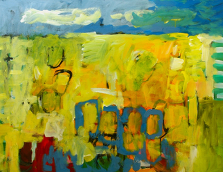 Engelina Zandstra Artwork Composition 2593, 2009 Composition 2593, Abstract Figurative