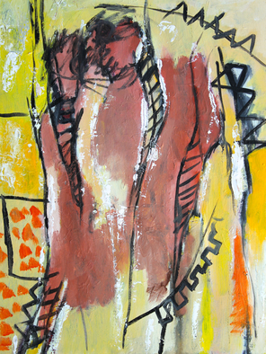 Engelina Zandstra Artwork Composition 4139, 2015 Composition 4139, Abstract Figurative