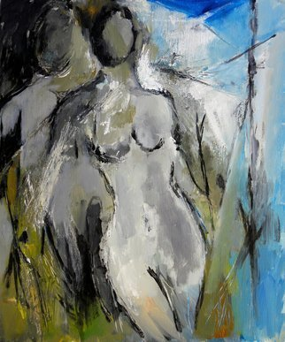 Engelina Zandstra Artwork Composition 706, 2003 Composition 706, Abstract Figurative