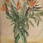 Orange Flowers, Maria Teresa Fernandes
