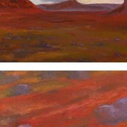 , 4 Levels Of Abstraction, Landscape, $2,625