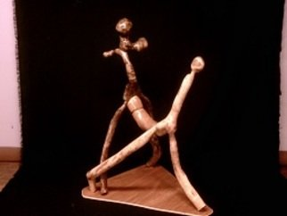 Merlin Mccormick Artwork estasy, 2015 Wood Sculpture, Erotic