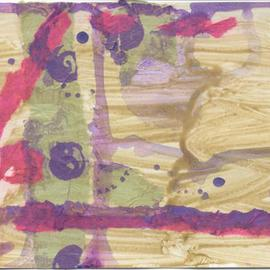 Ersilia Crawford Artwork Collage 2, 2004 Collage, Abstract