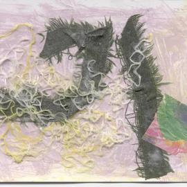 Ersilia Crawford Artwork Collage 3, 2004 Collage, Abstract