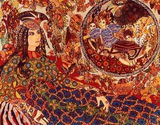 Ellen Safra Artwork Maxime, 2001 Lithograph, Fantasy