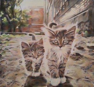 Ralitsa Veleva Artwork Friends, 2015 Friends, undecided