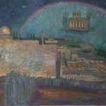 Arrival of The Third Temple By Edward Tabachnik