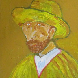 portrait of vincent