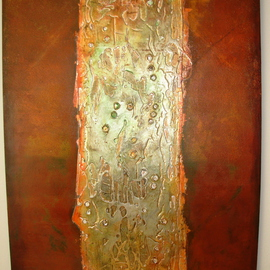 Eve Mihayloff Artwork The Wall, 2007 Other Painting, Abstract