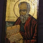 Saint John The Theologists, Evangelos Tzavaras