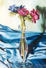 - artwork three_Windflowers-1179943748.jpg - 2002, Painting Oil, Still Life