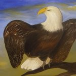 EAGLE By Fanny Diaz