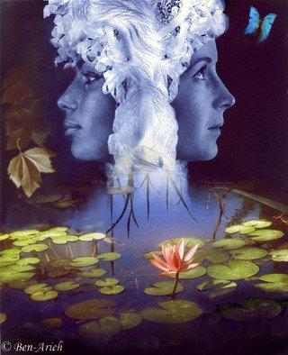 Artist: Itzhak Ben Arieh - Title: JANUS - Medium: Color Photograph - Year: 2009