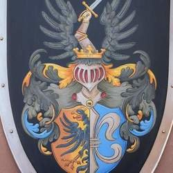 , Medieval Knight Shield, Home, $604