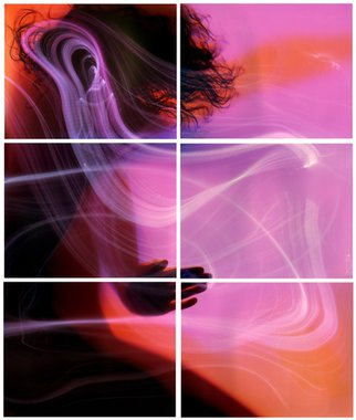 Glenn Friedel Artwork She Comes in Colors, 2006 Other Photography, Abstract Figurative