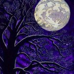 Storybook Moon By Bob Filbey