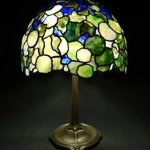 16in Hydrangea Shade By Lance Foshe