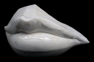 Francesca Bianconi: 'Lips', 2010 Stone Sculpture, Abstract Figurative.