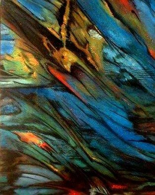Artist: Franziska Turek - Title: tidal wave - Medium: Other Painting - Year: 2006