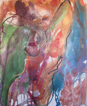 - artwork Awakening-1351849254.jpg - 2012, Painting Encaustic, Figurative