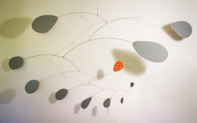Julie Frith  'Lustron Mobile', created in 2010, Original Kinetic.