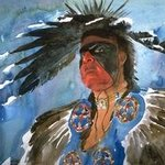 Chipawa Chief By Fred E. Salmon. Jr.
