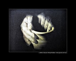 Gaurav Dhwaj Khadka Artwork Potters hands , 2006 Other Photography, Inspirational