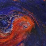 Turbulence By Deborah Brown