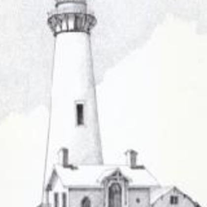, Pigeon Point Light House, Architecture, $63