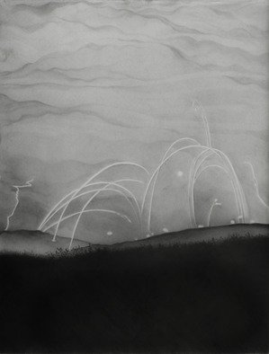 Geo Sipp: 'Bombing', 2014 Other Drawing, War. Artist Description:   Image depicts a firefight in Algeria          ...