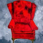 His Red Chair By Betty Bishop