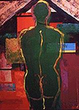 - artwork Adams_Hidden_Words-1025992846.jpg - 2003, Mixed Media, Figurative