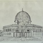 DOME OF JERUSALEM By Jerry  Di Falco