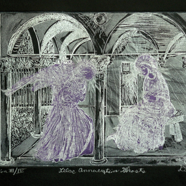 Ghosts of the Lilac Annunciation By Jerry  Di Falco