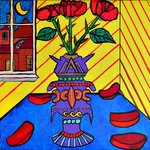 Gnostic Vase of the Third Eye By Jerry  Di Falco