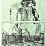 LUCY THE ELEPHANY IN MARGATE NEW JERSEY By Jerry  Di Falco