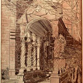 MAGIC PORTAL AT SAINT CLEMENTS IN PHILADELPHIA