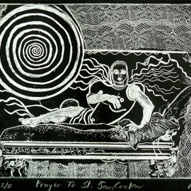 PRAYER TO SAINT JEAN COCTEAU  By Jerry  Di Falco