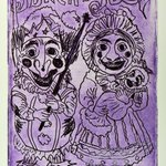 Purple Punch and Judy By Jerry  Di Falco