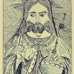 TRIUNE CHRIST By Jerry  Di Falco