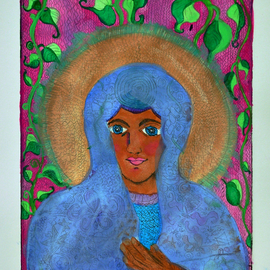 black madonna of greenwood  By Jerry  Di Falco