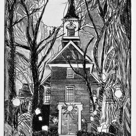 old swedes church philadelphia  By Jerry  Di Falco